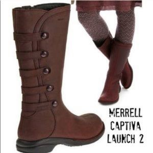 merrell captiva launch 2 size 9 or